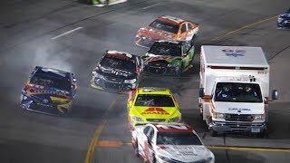 NASCAR Problems Under Caution