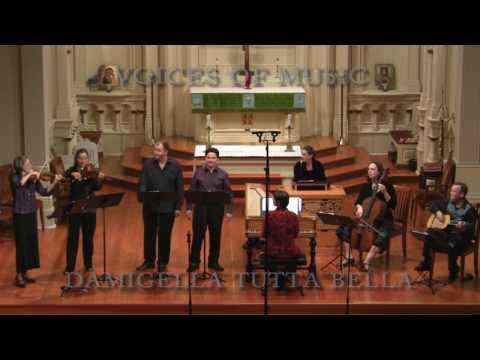 Monteverdi: Damigella tutta bella