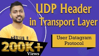 UDP: User Datagram Protocol | Header of UDP | Transport Layer