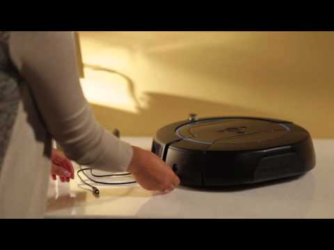 iRobot Scooba® 450 - How to Charge Scooba thumbnail