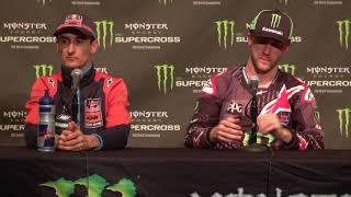 450SX Post Race Press Conference - Arli...