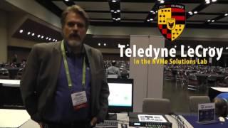 Teledyne Lecroy NVMe Protocol Analyzers