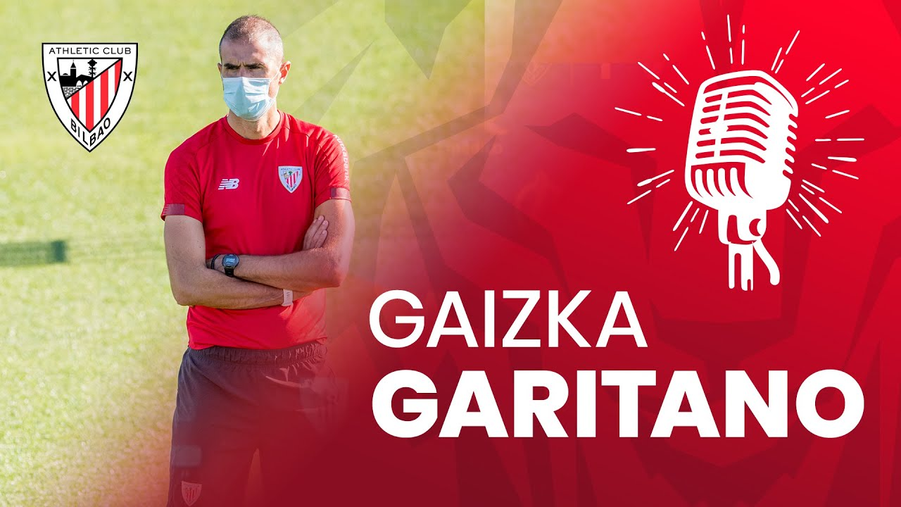 🎙️ Gaizka Garitano | pre Athletic Club - Real Madrid | J34 LaLiga 2019-20