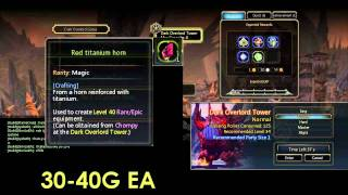 Dragon Nest SEA - Lvl40 Gold Farming Guide + INSIGHTS! [Who;Where;What&Why]