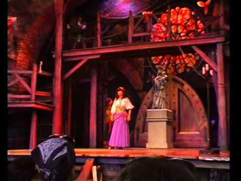 The Hunchback of Notre Dame at Disney MGM Studios 2nd edit