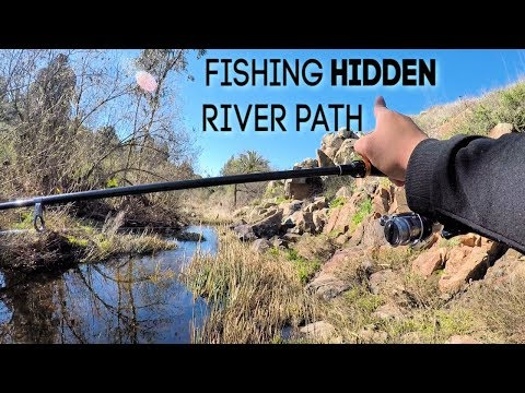 Fishing The San Diego River - Before The Storm