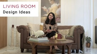 How To Decorate Your Living Room - Interior Design Tips