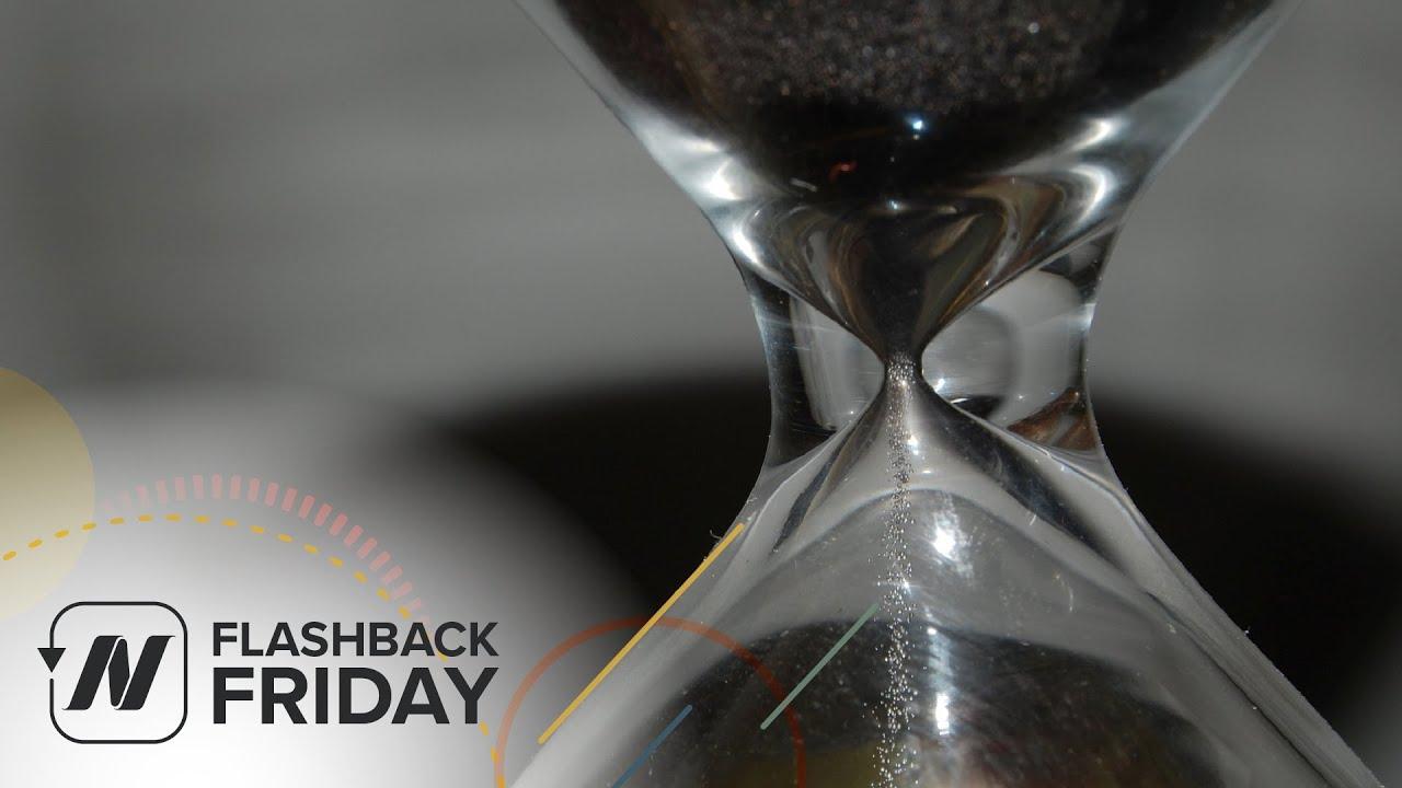 Flashback Friday: Turning the Clock Back 14 Years