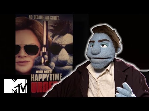 The Happytime Murders Star Phil Phillips Plays NEVER HAVE I EVER | MTV Movies