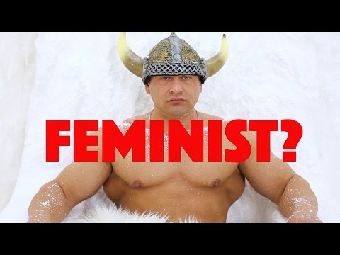 Can A Man Be A Feminist?
