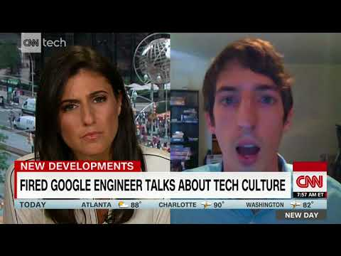 Fired Google engineer defends diversity memo