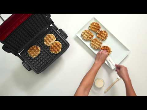 George Foreman Evolve Grill Recipes Easy To Make Waffles