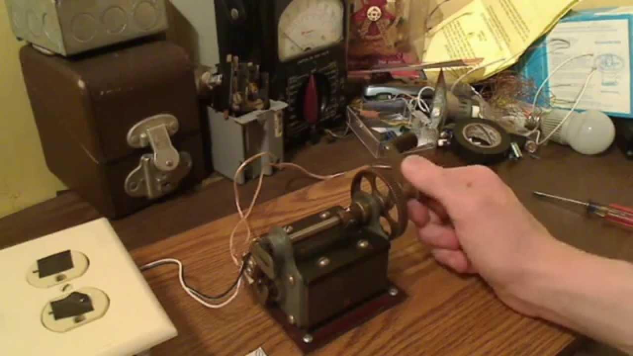 Antique Hand Crank Generator Best 2000 Antique decor ideas