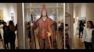 Украшения казахской знати: в Москве открылась выставка