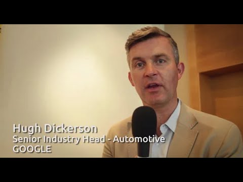 How to make auto finance sexy - explained by Hugh Dickerson, Head of Automotive at Google