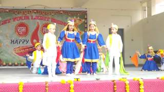 Holy Cross School Diwali Celebration 2015