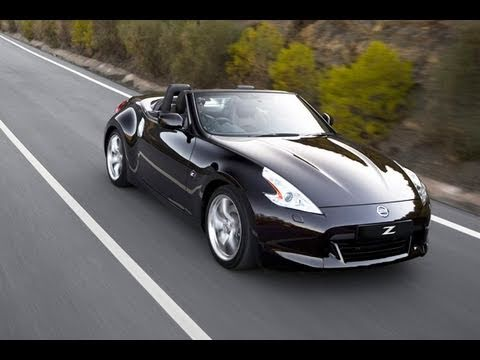 2010 Nissan 370 Z Roadster First Drive Review Youtube