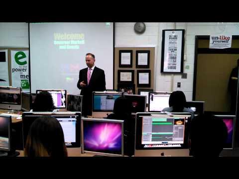 Delcastle Technical High School Digital Media Class