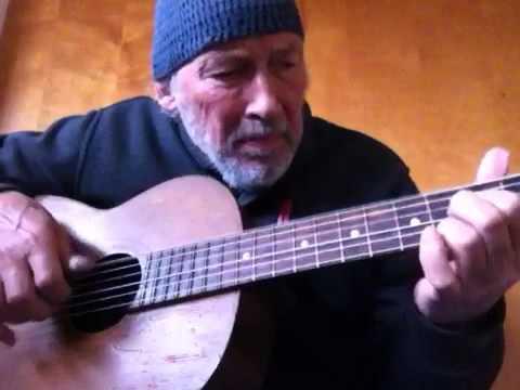 Down by the River Side- Giannini Guitar- John Walsman