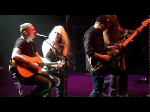 FREI.WILD Medley mit Doro & Gonzo - 28.12.2011 Stuttgart