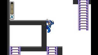 MegaMan X Engine (C#) - Ladder and Platforms