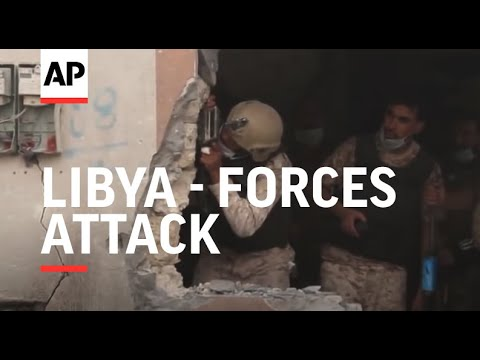 Libya - Forces attack final IS stronghold in Sirte | Editor's Pick | 23 Nov 16