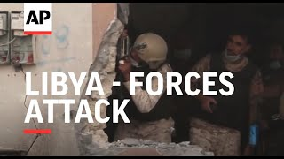 Libya Forces attack final IS stronghold in Sirte Editor s Pick 23 Nov 16