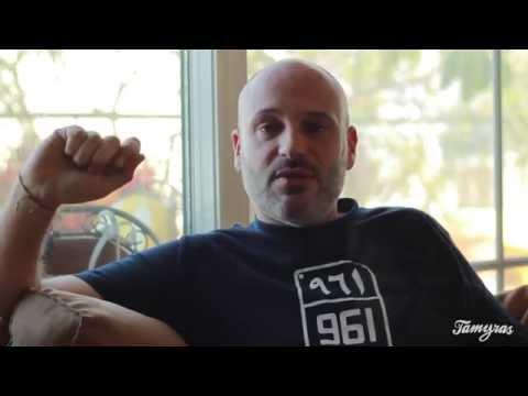 Entretien avec David Hury | The Beirut Book