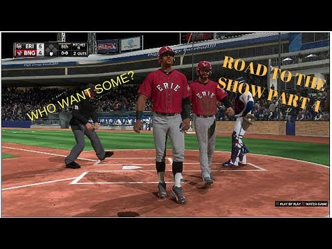 """""""Who Want Some?"""" MLB Road To The Show 18"""