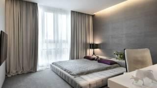 видео Спальня в стиле минимализм фото