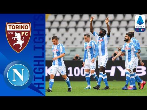 Torino Napoli Goals And Highlights