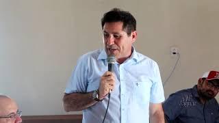 Vereadores André Cabó, Rênio Diógenes e Placito apontam a importância da adutora do velho Castanhão