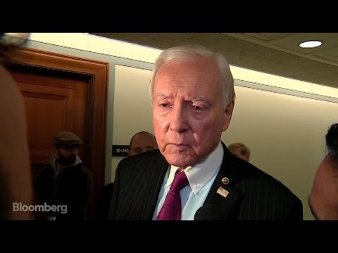 Orrin Hatch Calls Democrats' Boycott the 'Rudest Thing I've Ever Seen'
