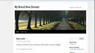 How To Install Wordpress Using Webmin