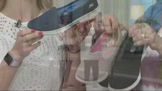 Skechers GO STEP Lite Engineered Mesh Slip-Ons - Origin on QVC