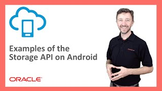 MCS: 28. Examples of the Storage API on Android