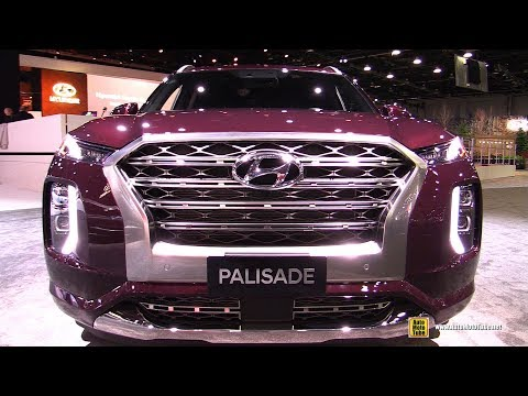 2020 Hyundai Palisade - Exterior and Interior Walkaround - Detroit Auto Show 2019