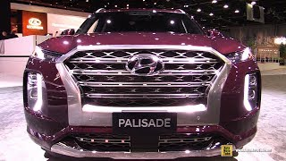 2020 Hyundai Palisade - Exterior and Interior Walkaround - Detroit Auto Show 2019