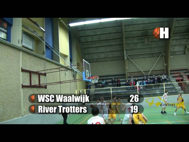 River Trotters U18 WSC Waalwijk (febr 2010)