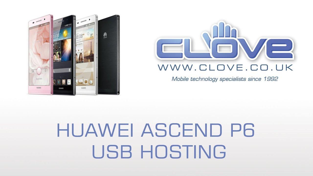 DRIVER: HUAWEI P6 USB