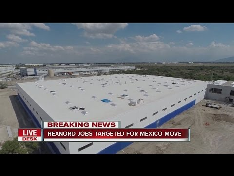 Rexnord jobs targeted for Mexico move
