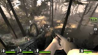 Left 4 Dead 2 -  Cold Stream gameplay