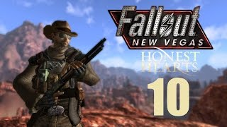 FALLOUT NEW VEGAS - Ch 5 (Honest Hearts) #10 | Let