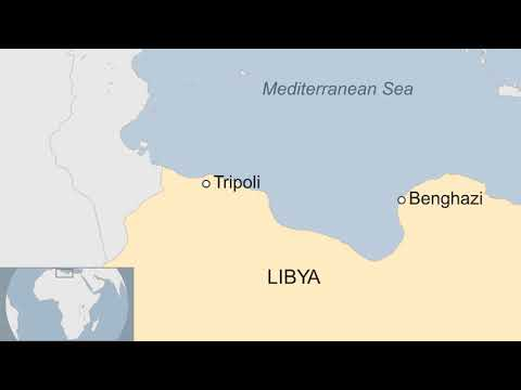 News Update At least 22 dead in twin Benghazi car bombs 23/01/18