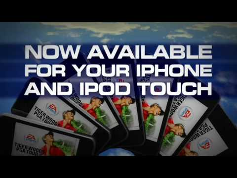 Tiger Woods PGA Tour For IPhone/iPod Touch