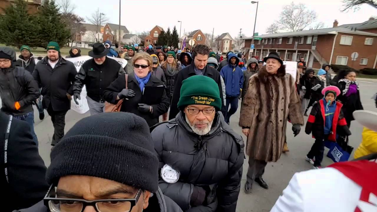 Steubenville community celebrates Martin Luther King Jr. Day