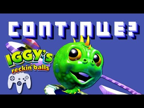 Iggy's Reckin' Balls N64 - Continue?