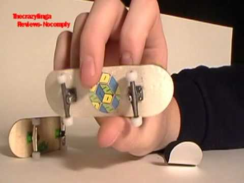 No comply New Mold, New Tape Review!
