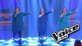 Foxy Ladies: Roma Bagnkok | The Voice of Italy 2016: Knock Out