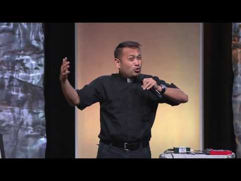 Fr. Leo Patalinghug - Thirsting for Truth - 2016 Steubenville Rochester